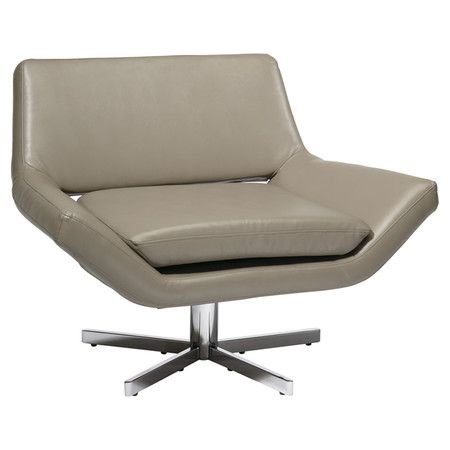 Arm Chair With A Low Silhouette And Modern Design Product Chair
