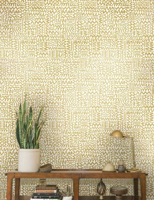 Big Moon #wallpaper #coveredwallpaper #graphicwallpaper #paperyourwalls #design #homedecor #home #decor