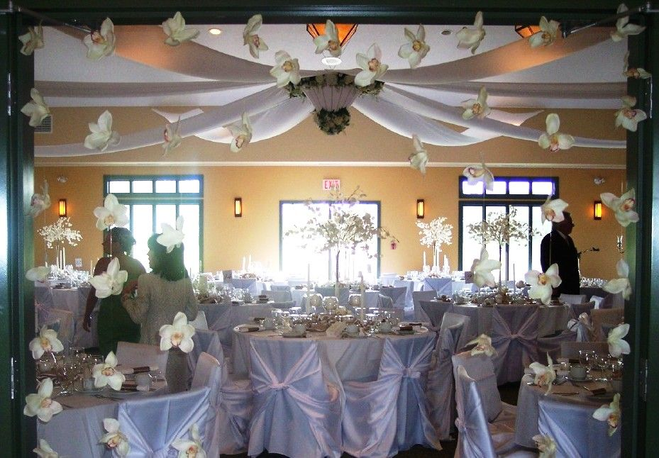 Wedding hall decorations pictures wedding reception wedding take the stress out of your wedding planning by booking redtail landing golf club as your wedding andor reception venue book our private patio or our junglespirit Images