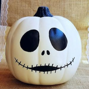 100 No Carve Pumpkin Decorating Ideas