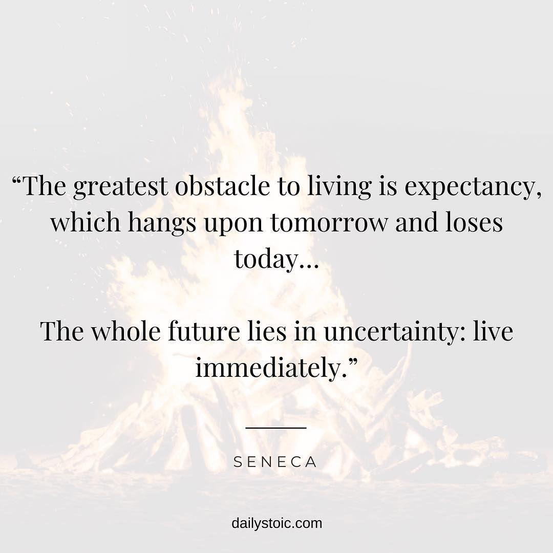 Seneca On The Shortness Of Life Philosophy Life Quotes