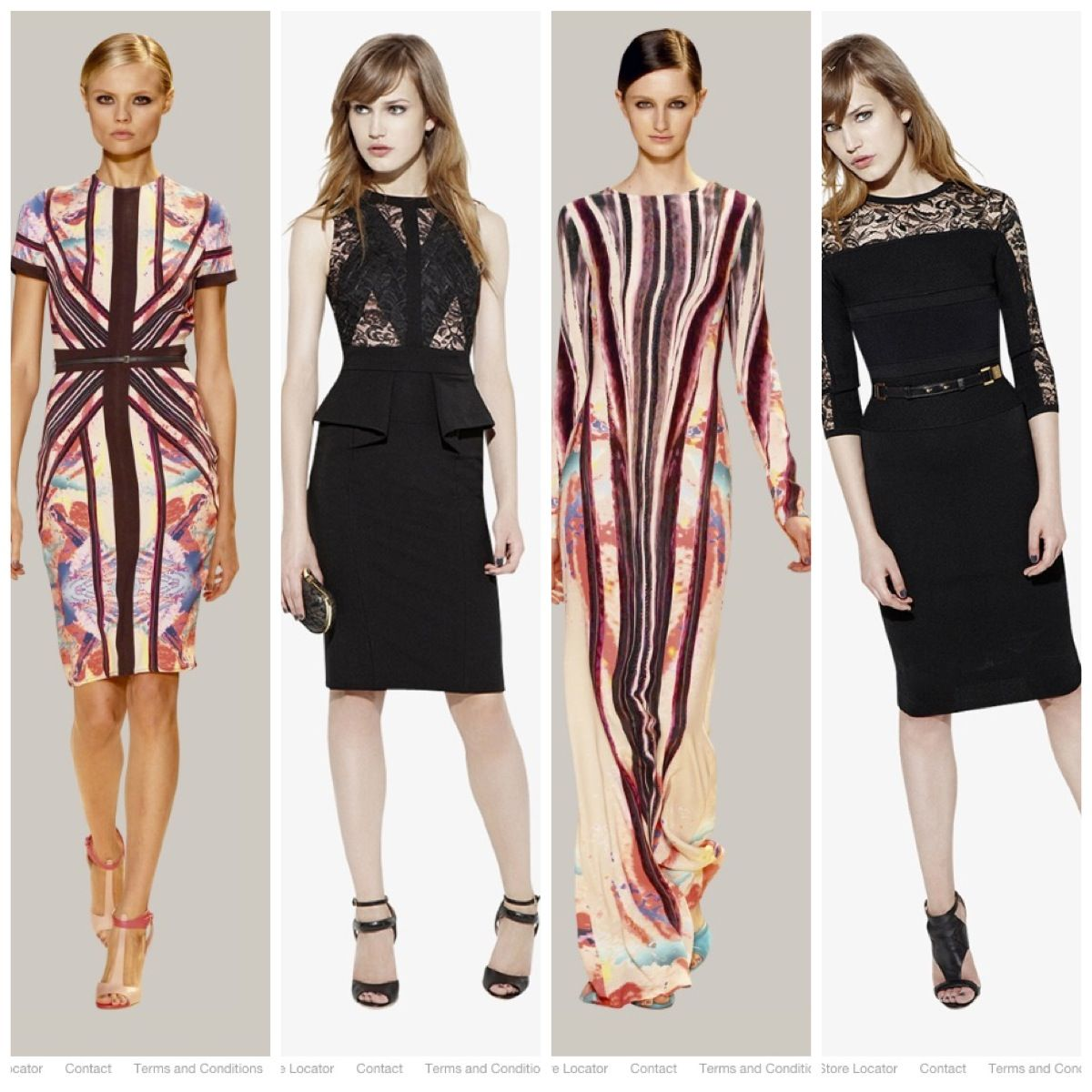 Eliee Saab dresses! My all time favorite designer. He is a genius!