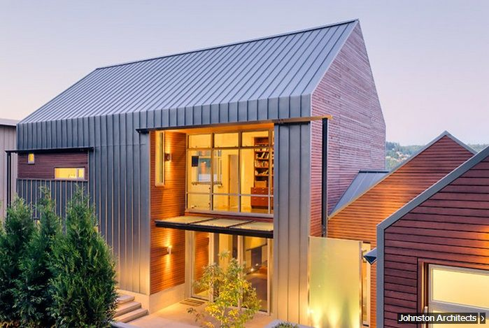 Pin By Ben S Roofing On Homes We Love Modern Roof Design Shed Roof Design Roof Design