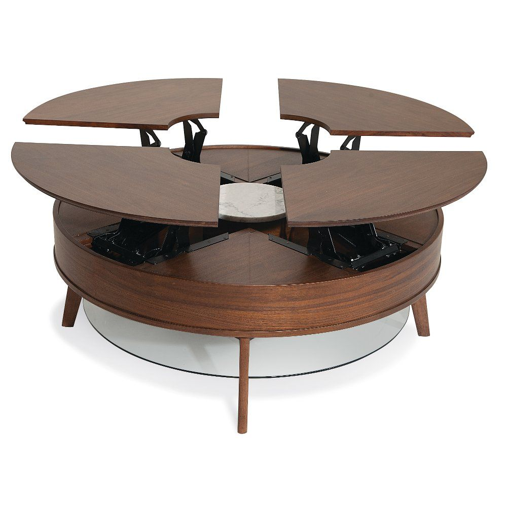 Modern Lift Top Round Cocktail Table Bellemie Rc Willey Furniture Store Adjustable Height Coffee Table Coffee Table Lift Top Coffee Table [ 1000 x 1000 Pixel ]