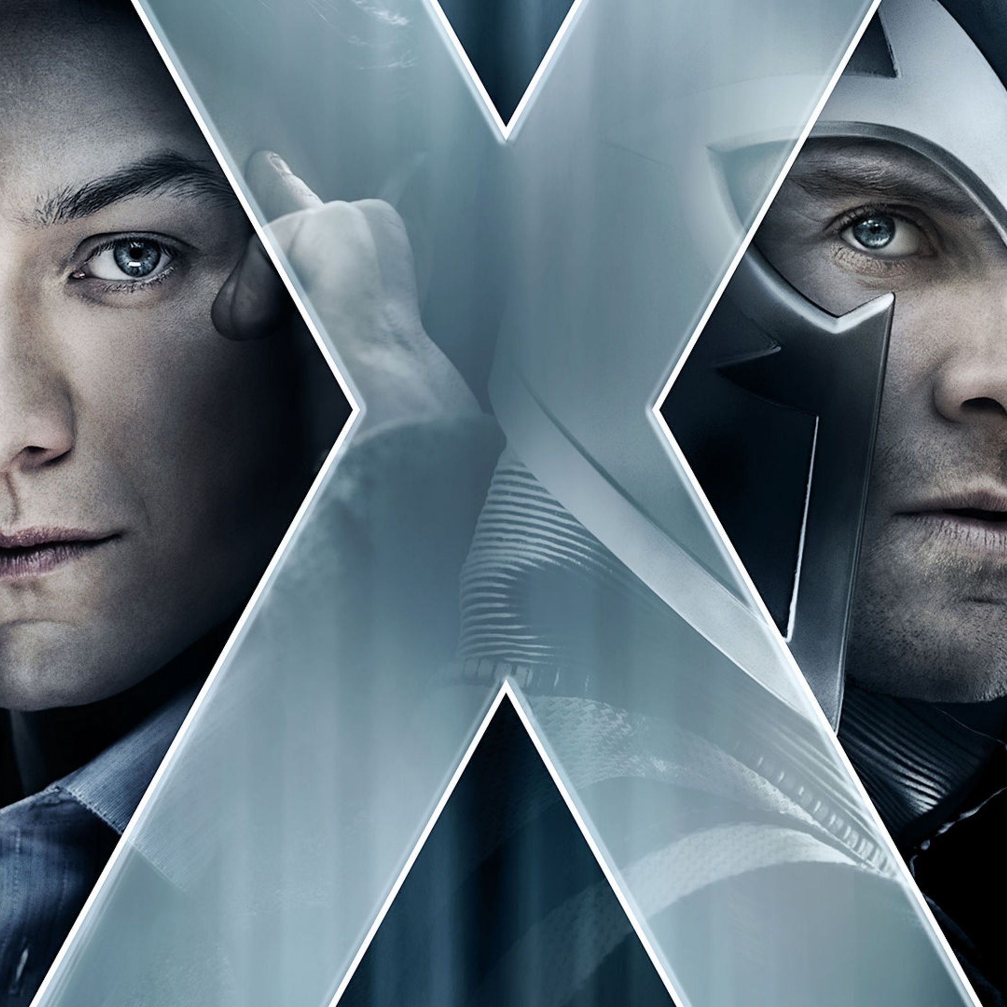 Google themes x-men
