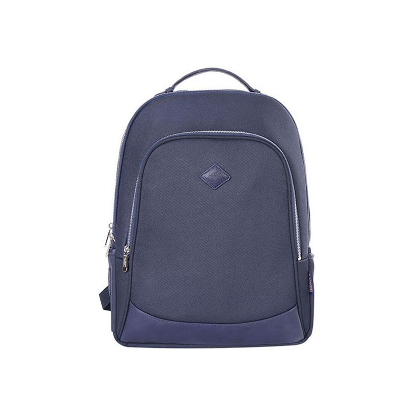 2017 new fashion couple backpack waterproof Oxford cloth Korean version of  simple men and women laptop e63ab68157ba3