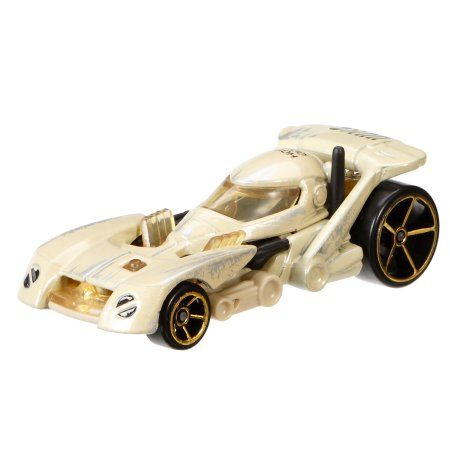 Hot Wheels Star Wars Battle Droid Vehicle