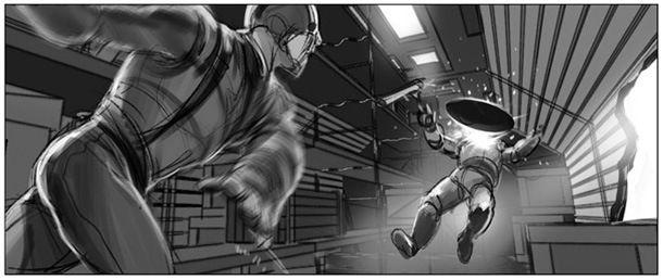 Federico-DAlessandro-Storyboard-Captain-America-TheFilmArtist-com