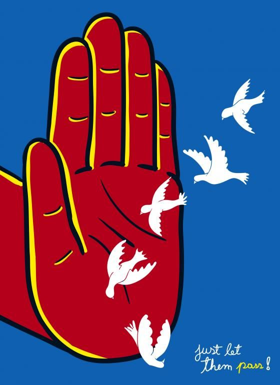 Poster For Tomorrow Freedom Of Movement Vinicio Sejas Bolivia Freedom Of Movement Poster Peace Gesture