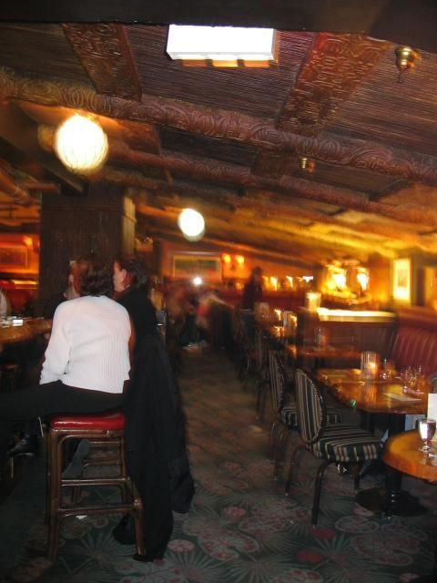 The Traders Trader Vic S Palmer House Chicago Il Restaurant Tiki Central