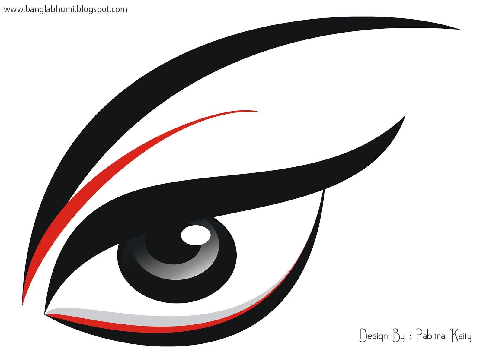 Eyes Drawing Cat