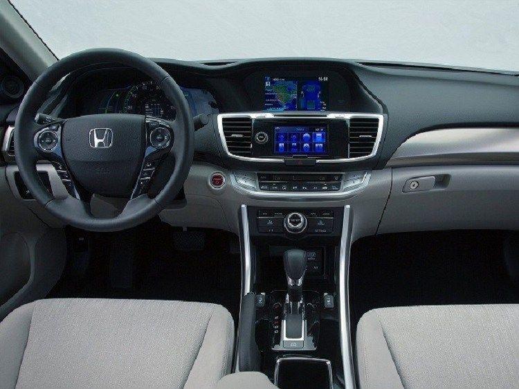 2015 HONDA ACCORD ein Überblick Honda accord, Honda