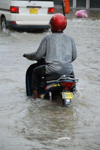 Paramaribo flood