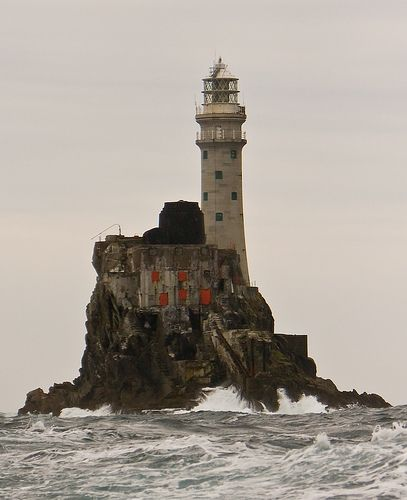 Lighthouse, Houses In Ireland