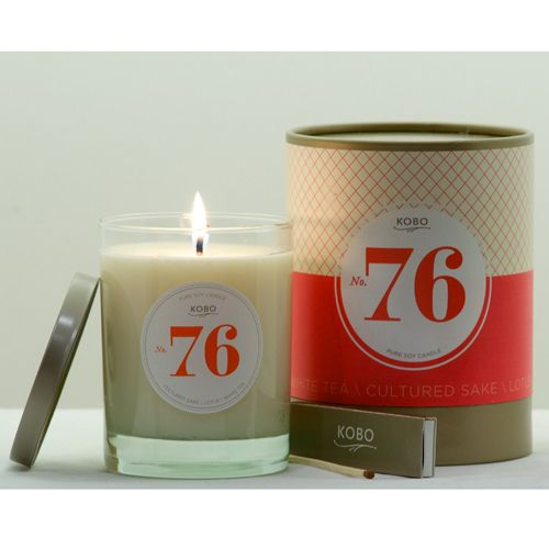 Posting At Simply Designing Today >> Kobo Candle Nice And Simply Design Branding Tyler Inspiration