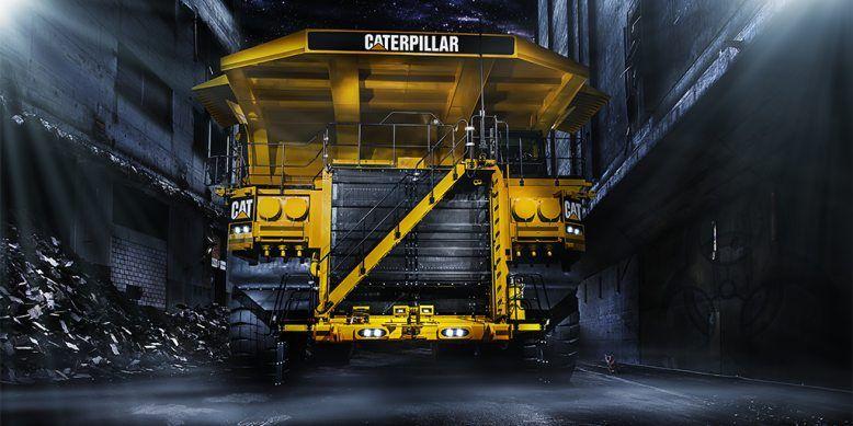 Heavy Equipment Calendar 2013 Andre Brockschmidt Caterpillar Equipment Heavy Equipment Caterpillar