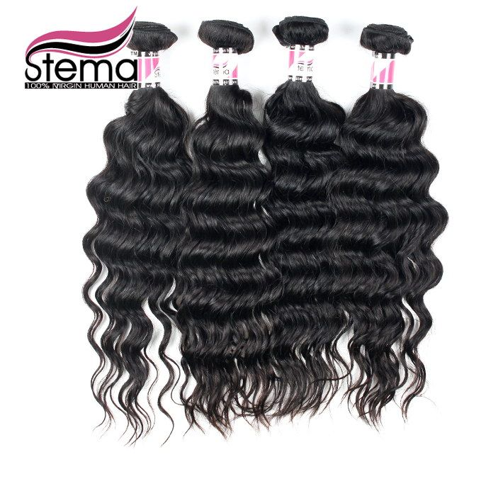 (Buy here: http://appdeal.ru/2w9g ) 2015 New Fashion Natural Wave Free Shipping 3pcs/lot Brazilian Virgin Hair Natural Wave  Mslula Hair Human Hair Weave Bundles for just US $103.76