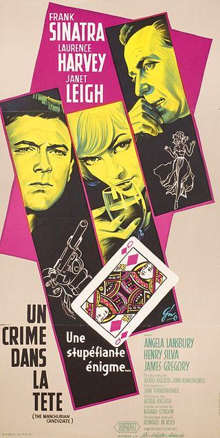 The political thriller The Manchurian Candidate (1962) The film was - political brochure