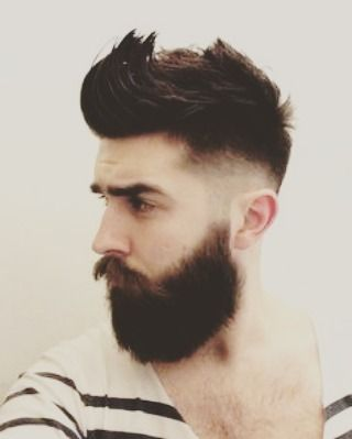 #barba#cabelo#bigode#hairmenstyle #hairmen#style#terça#bomdia#goodmorning by beleza_exposta