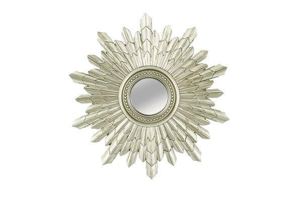 Зеркало в форме звезды CONSTELLATION SMALL CHAMPAGNE Зеркало в форме звезды