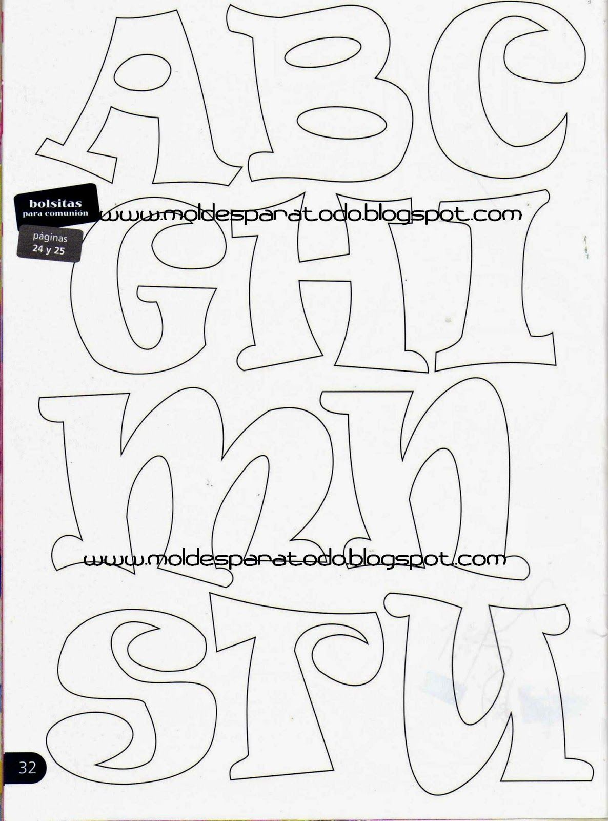 molde de letras fieltro fieltro foami pinterest. Black Bedroom Furniture Sets. Home Design Ideas