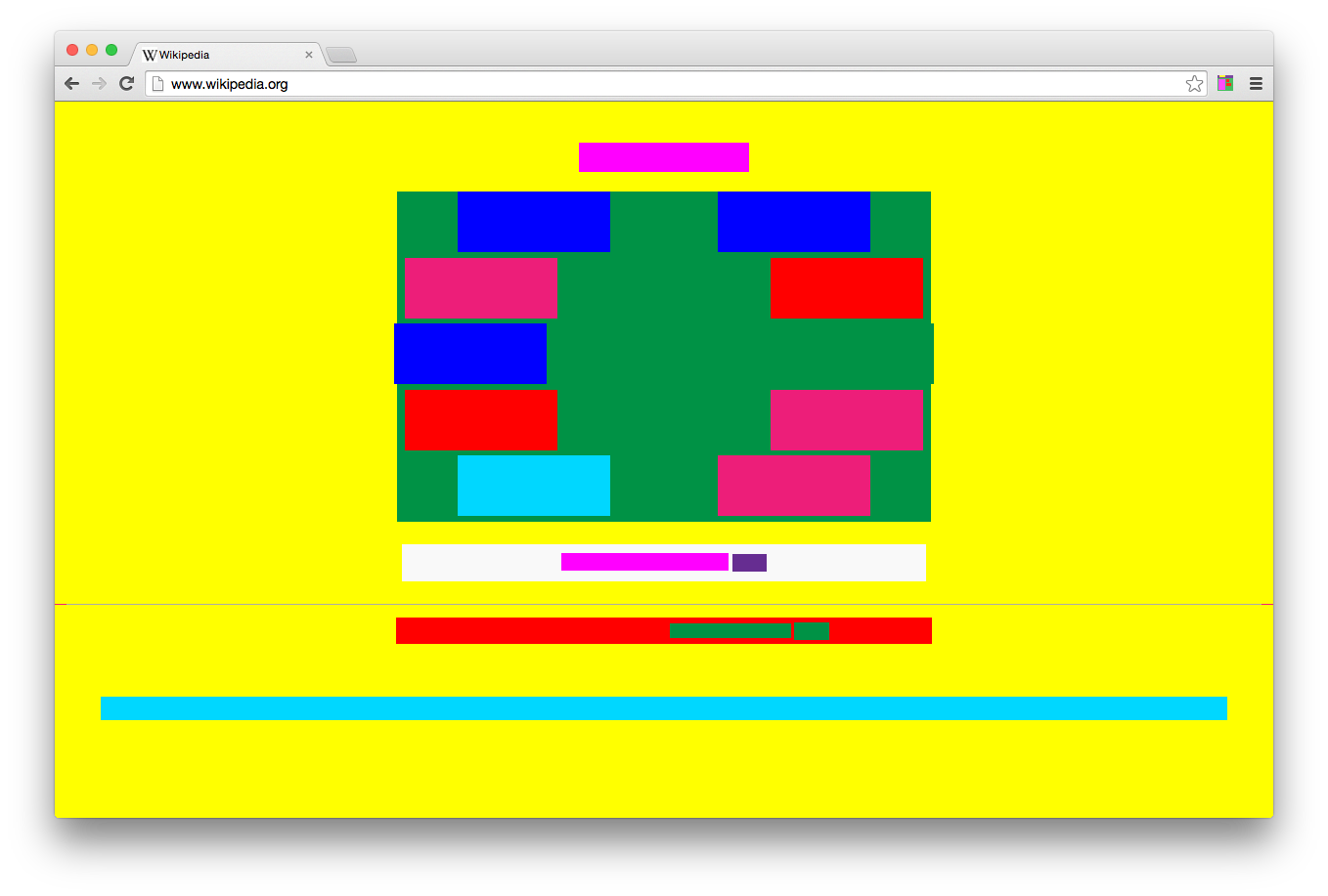 Abstract Browsing Is A Chrome Extension By Rafaël Rozendaal Install