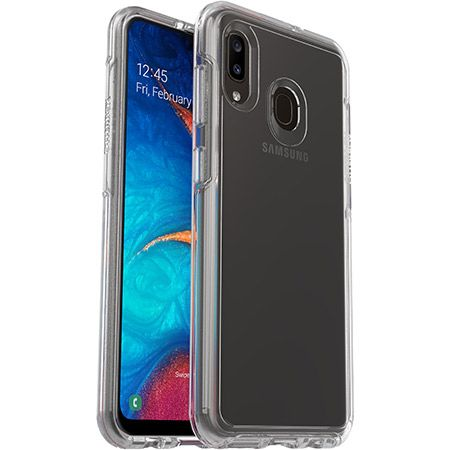 Clear Galaxy A20 Case