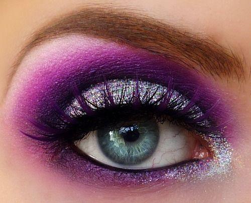 pretty purple combo