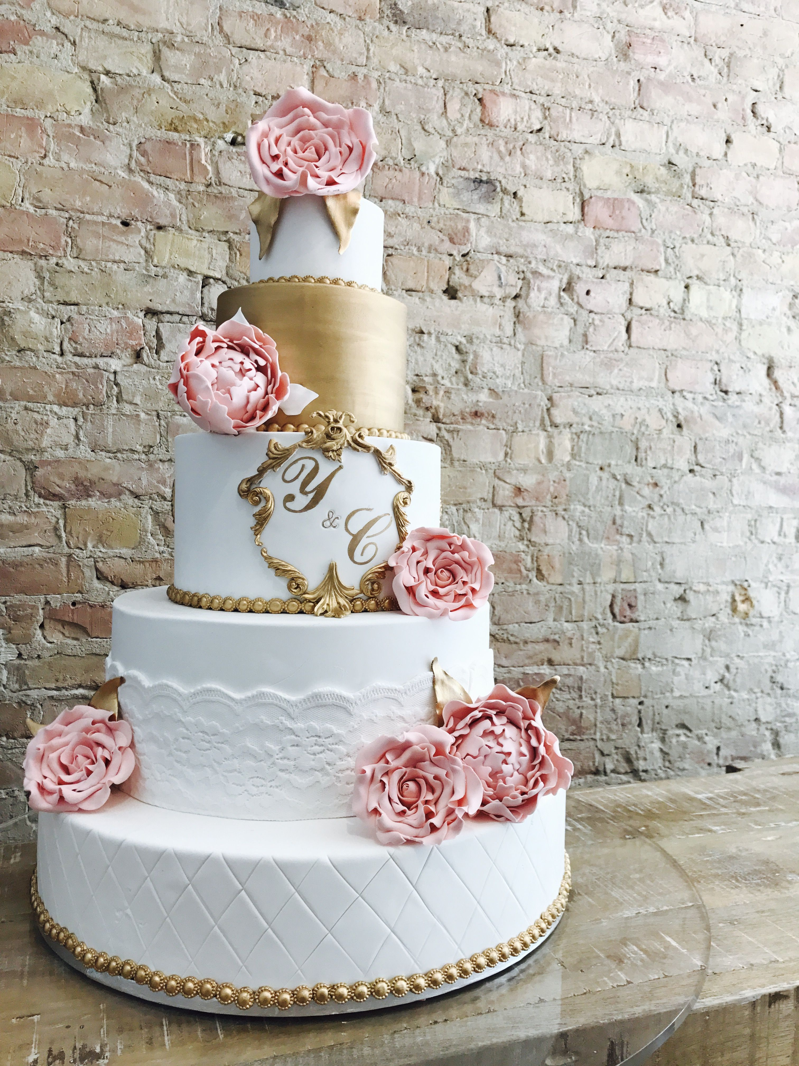 Weddingcake Wedding Love Fondant