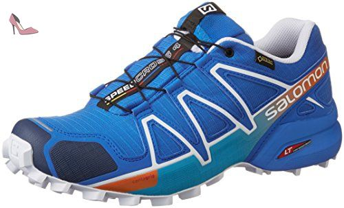 Salomon Speedcross 4 Gtx W chaussures trail turquoise 42 2/3 EU Sam Edelman Women's Leora Slip-On Loafer TOMS Men's Paseo Canvas Sneaker FtaYGMggrK