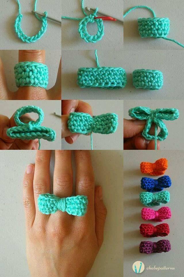 Des idées pour la création de bijoux en crochet! – Bricolage maison