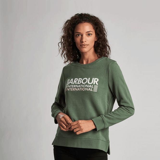barbour sweatshirts