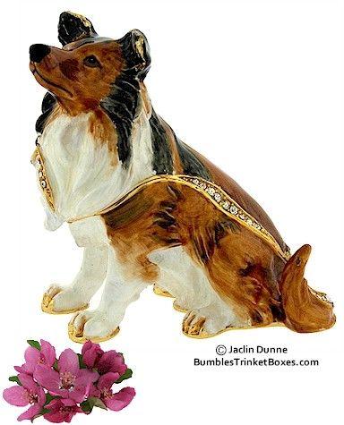 Sheltie Littlegifts Dog Ornament
