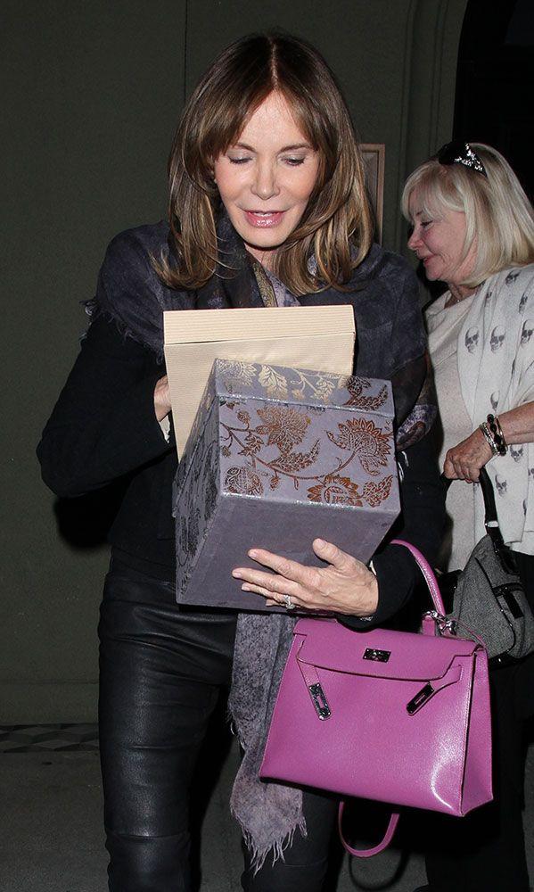 Jaclyn Smith Hermes Kelly Bag