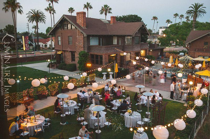 Long Beach Museum Of Art Wedding Photography