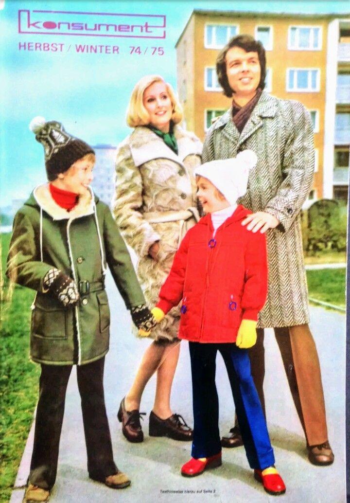 f0181299b12cfc Konsument Versandhaus Katalog, DDR 1974 / 1975, 70er | DDR | Ddr ...