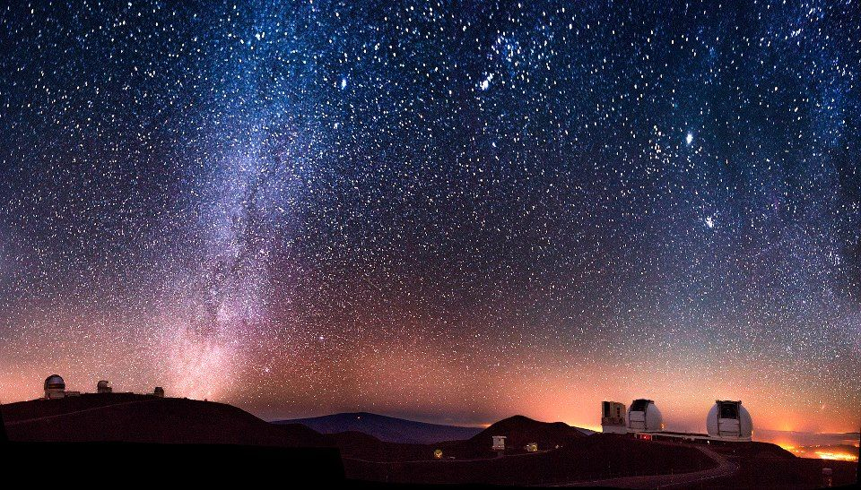 Image result for mauna kea hawaii stargazing