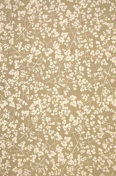 Tela de tapicer a de flores estampada a mano de seda - Telas para tapiceria ...