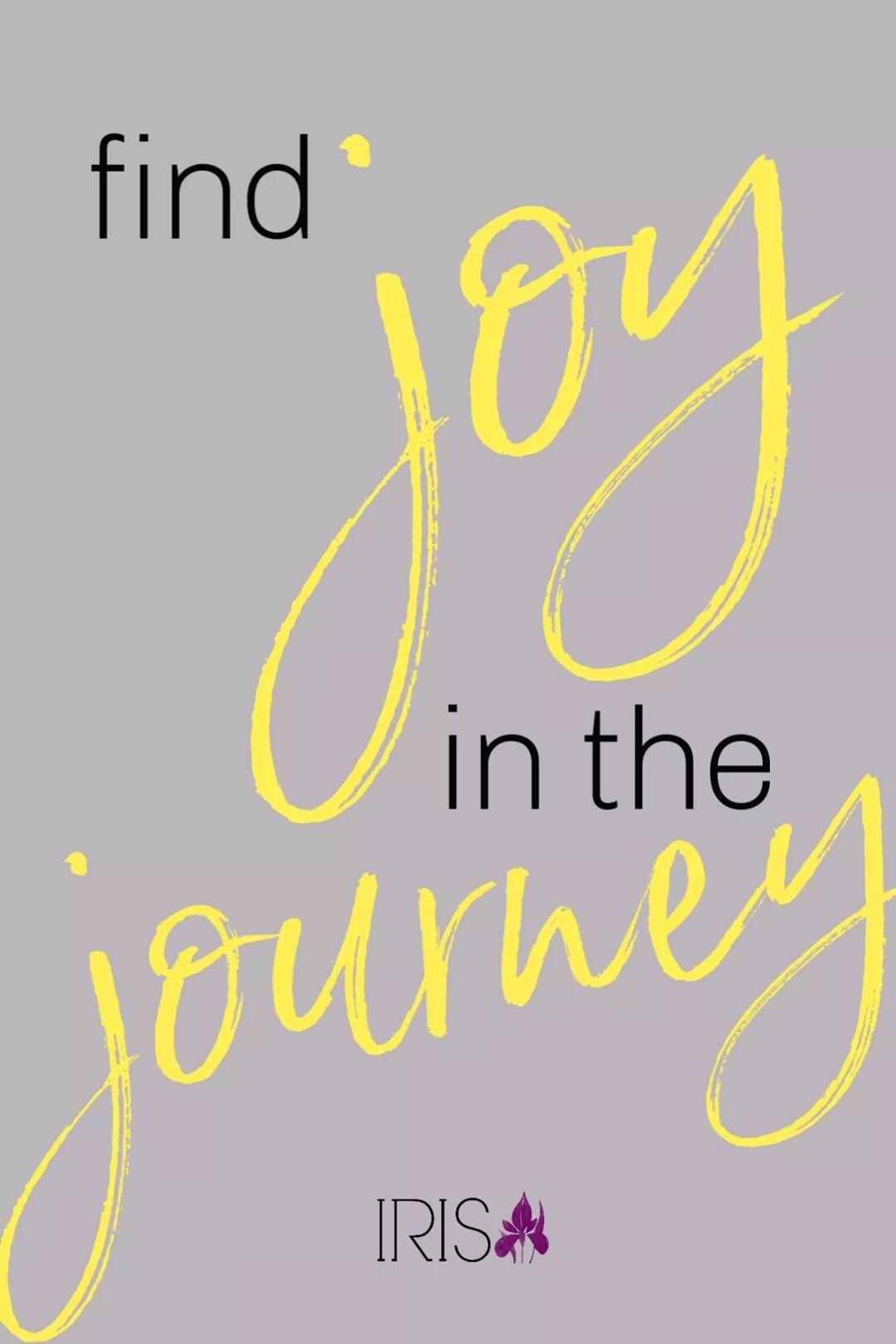 Find Joy In The Journey Motivationmonday Mindfulmonday
