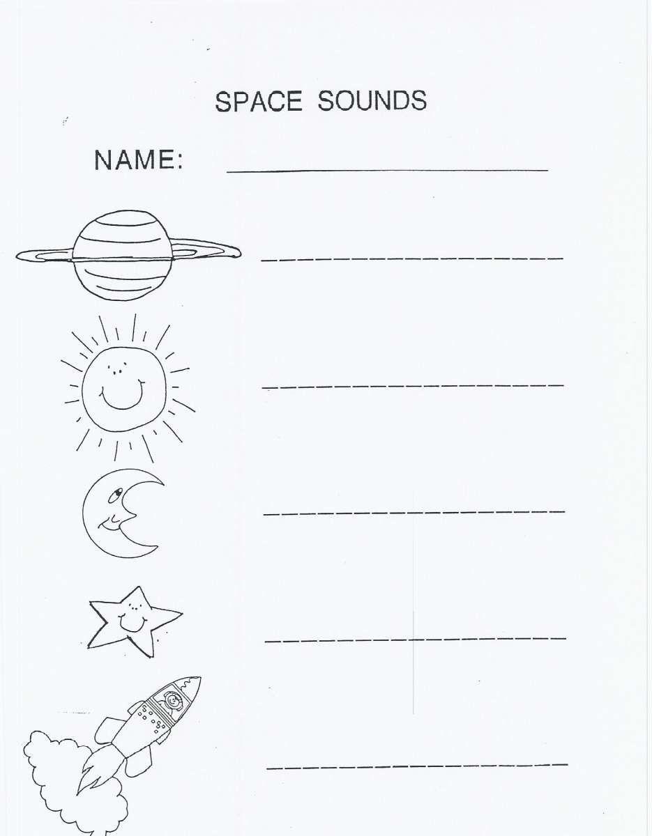 9 Space Worksheet For Preschool Worksheets For Kids Kindergarten Worksheets Kids Writing [ 1200 x 935 Pixel ]
