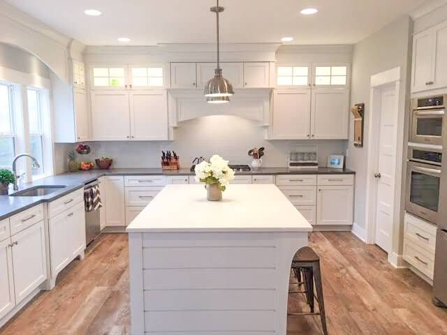 Shiplap Kitchen End Panels Www Harvarddesign Co Design Ideas