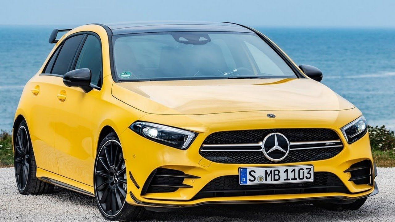 2019 Mercedes Benz A35 Amg 4matic First Look Review Exterior