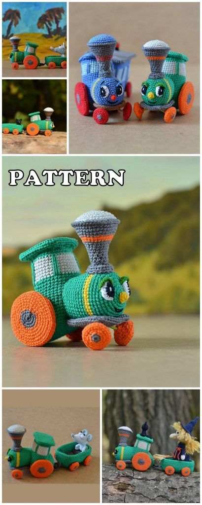 The Most Beautiful Amigurumi Doll Crochet Patterns - Amigurumi #amigurumidoll