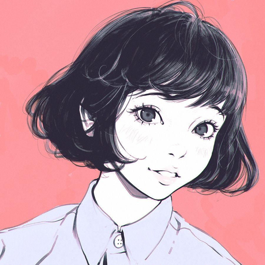 Art by Ilya Kuvshinov* • Blog/Website (www.kuvshinov