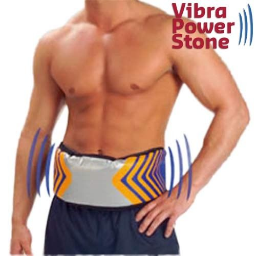 Vibra Power Stone Belt #fitness #AsSeenOnTV