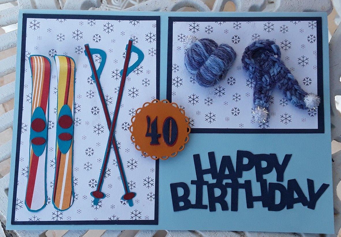 40th birthday card 40th birthday cards, I card, Birthday