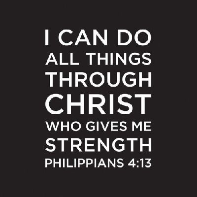 Gallery For Philippians 4 13 Sports Wallpaper