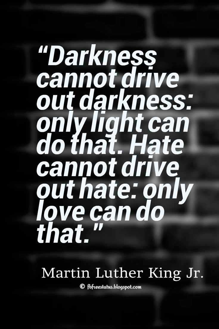 Martin Luther King Love Quotes Inspirational Love Quotes  King Jr Martin Luther King And Martin