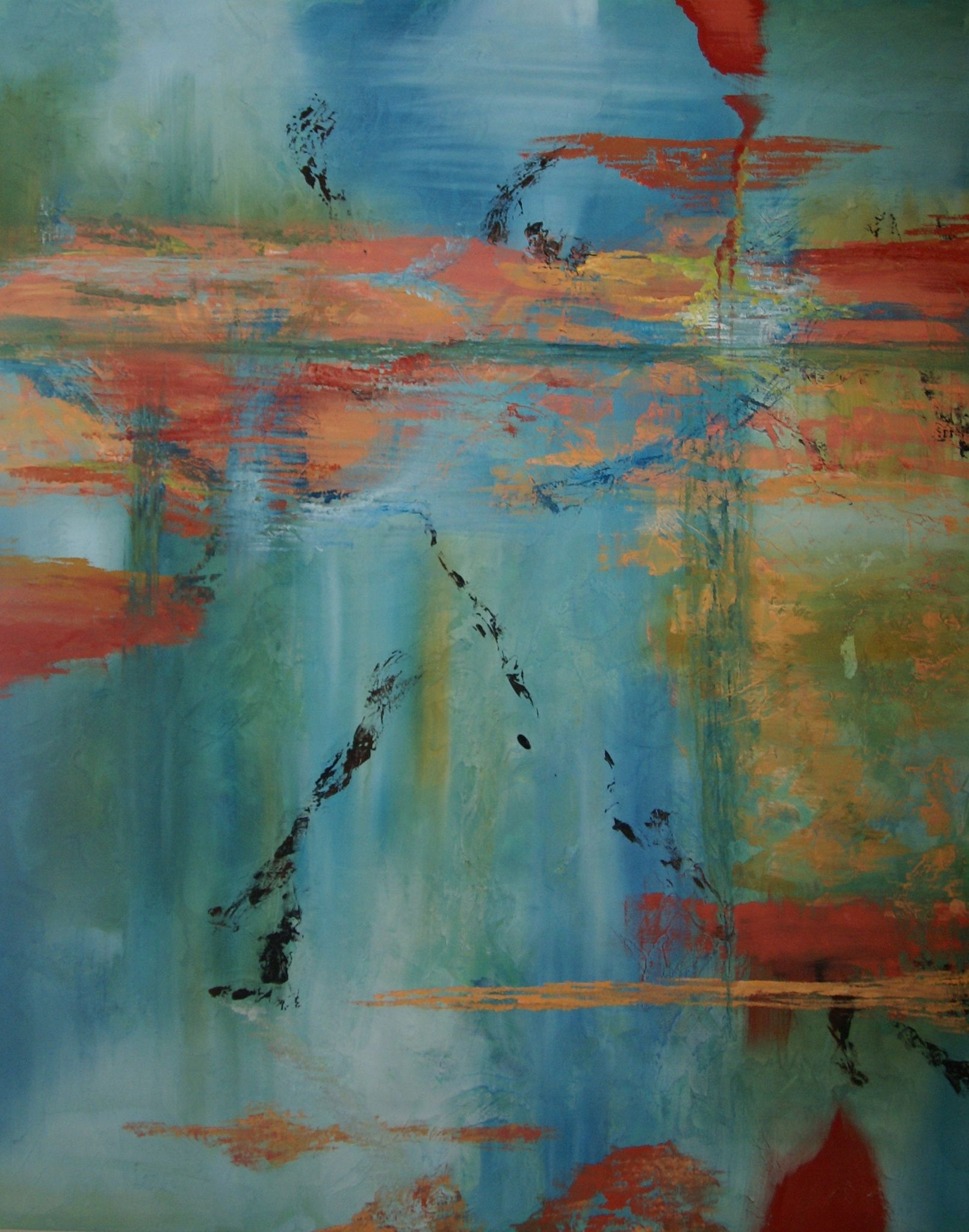 Beyond blue pinterest sarasota florida acrylics and canvases