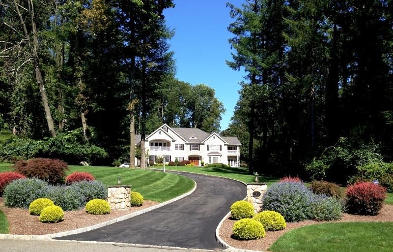 13+ End of driveway landscaping ideas ideas in 2021